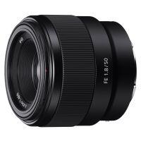 索尼(SONY)全画幅标准定焦微单镜头SEL50F18F