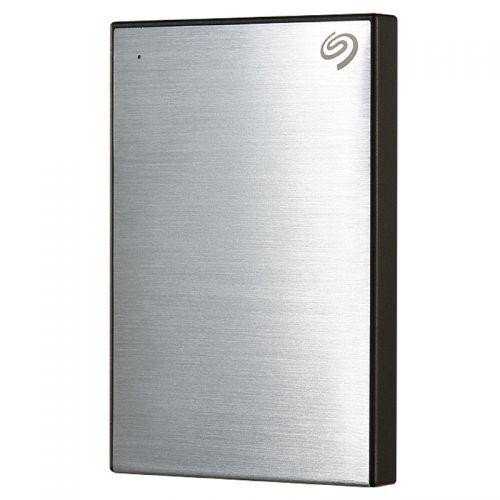 希捷(Seagate)Backup Plus 铭 2T 2.5英寸 USB3.0 移动硬盘 STHN2000401(银色)