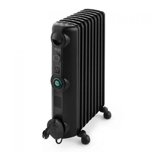 德龙(Delonghi)恒温取暖器 电油汀TRRS0920C.B(黑色)