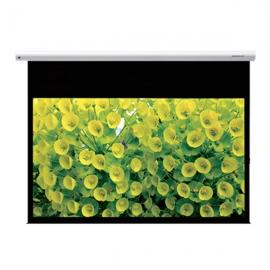 美视(GRANDVIEW)  100英寸 电动投影幕布  4:3白塑幕  CB-M100CB