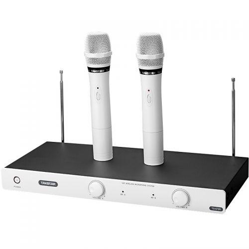 得胜VHF无线麦克风TS-6720(白色)【特价商品,非质量问题不退不换,售完即止】【清仓折扣】