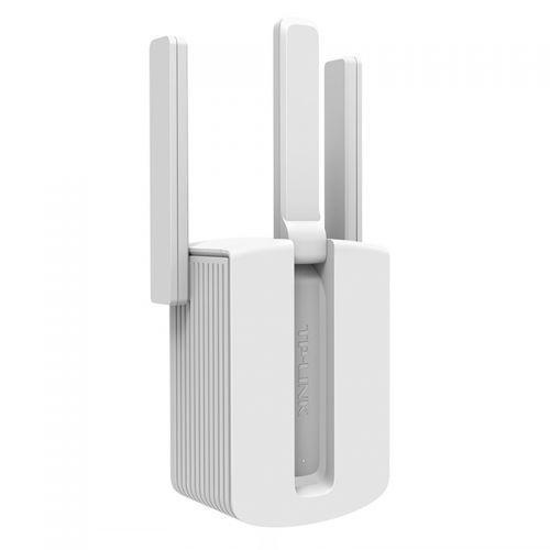 TP-LINK 450M三天线wifi信号放大器家用路由器无线信号增强器 TL-WA933RE (白)