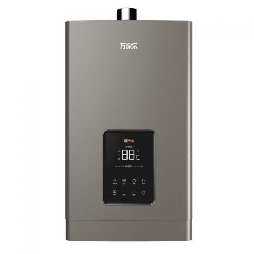 万家乐16L强排式天然气热水器JSQ30-16Z6(咖啡金)