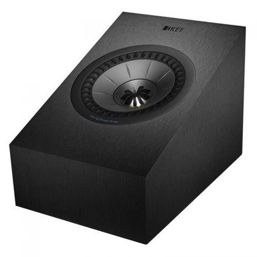 KEF Q50a 杜比全景声扬声器一对 环绕立体声音响(黑色)