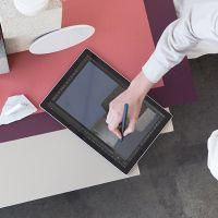 微软(Microsoft)Surface Pro 6 12.3英寸二合一平板电脑(i5-8250U 8G 256GB)铂金色 KJT-00026