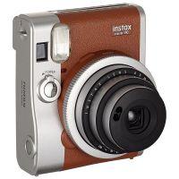 富士(FUJIFILM)INSTAX 一次成像相机 MINI90(棕色)