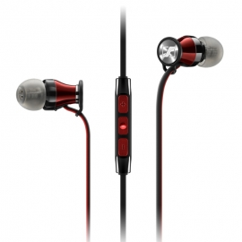 【只适用于苹果手机】森海塞尔(Sennheiser) 入耳式重低音耳机MOMENTUM In-Ear