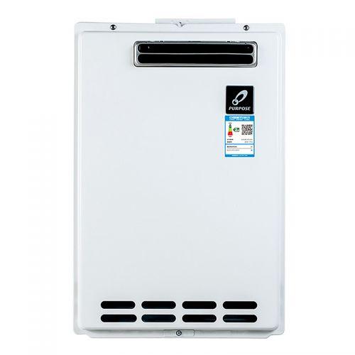产地日本 进口百富士 热水器 GS-1600W-CH(天然气/室外/16L/白色)