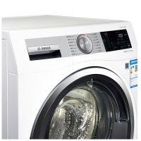 博世(BOSCH)10公斤 带烘干 滚筒洗衣机 WDU285600W(白色)