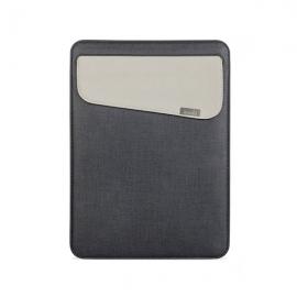 摩仕(Moshi)Muse 13英寸 MacBook Air / iPad Pro 轻薄防倾倒皮革内袋 (黑色)