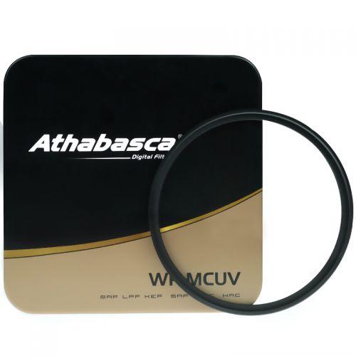 艾摄卡(Athabasca)防水多层镀膜防紫外线WPMCUV滤镜55mm