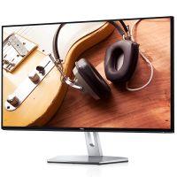 戴尔(Dell)27英寸薄边框全高清显示器S2719H(黑色)