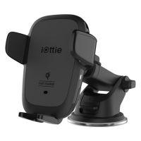 艾欧提(iOttie)吸盘式自动感应无线充电支架(黑色)