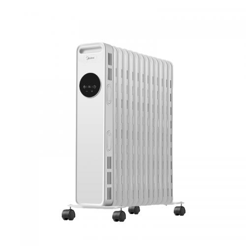 美的(Midea)取暖器 电油汀 NYY-AR(白色)