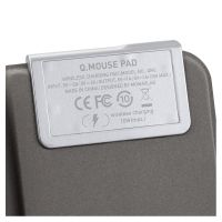 摩米士(Momax)无线充电器安卓苹果通用可折叠鼠标垫