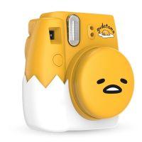 富士(FUJIFILM)一次性成像相机MINI9懒蛋蛋(黄色)