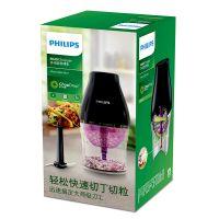 飞利浦(Philips)多功能料理机 HR2505/90 (黑色)【特价商品,非质量问题不退不换,售完即止】【清仓折扣】
