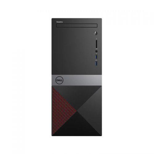 戴尔 (Dell)Vostro 3670-R18N7R i5-8400  台式一单主机(黑色)