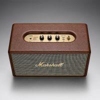 马歇尔(Marshall)摇滚重低音无线蓝牙音箱 Stanmore(棕色)