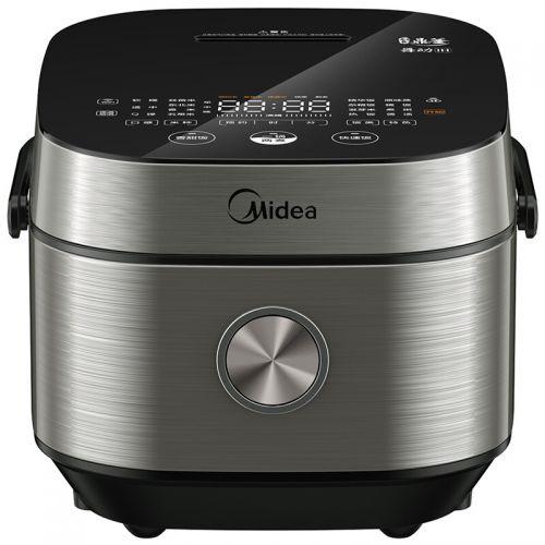 美的(Midea)4L电饭煲DHZ4001XM(银黑色)【晒单送好礼】