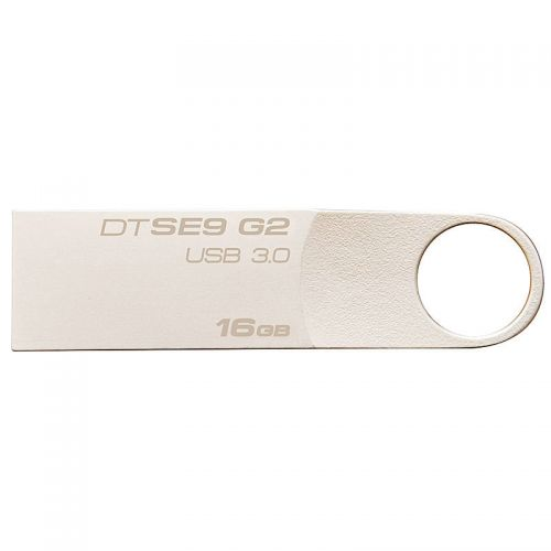 金士顿(Kingston)DTSE9G2 16GB USB3.0 金属U盘