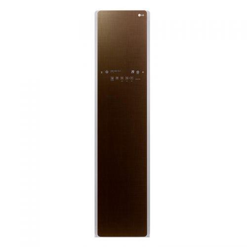 【满额换购】产地韩国 进口LG 智能除菌 蒸汽衣物护理机 S3RF(棕色)