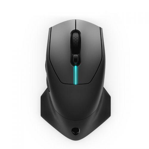 外星人(Alienware)无线游戏电竞鼠标AW310M(黑色)