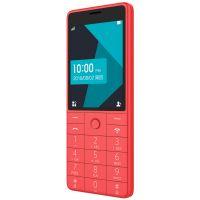 多亲(QIN)老人移动联通双卡双待手机Qin1s(中国红)