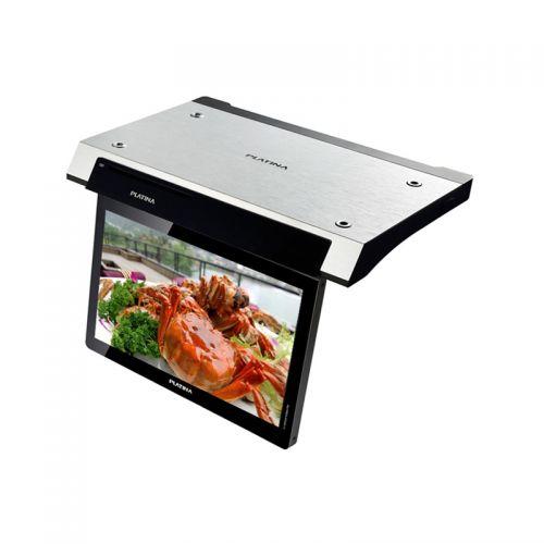 PLATINA  13.3英寸 触摸 智能厨房电视PWP-K133 【可折叠、旋转】【特价商品,非质量问题不退不换,售完即止】【清仓折扣】