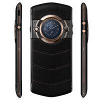 8848 M5 巅峰版钛金手机 双卡双待全网通 6G+256G 智能商务加密轻奢手机(黑色)