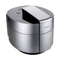 【同城闪送】松下(Panasonic)5升 IH压力电饭煲 SR-PE501-S(银色)