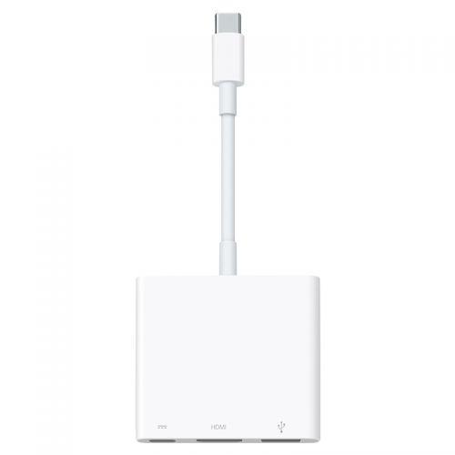 Apple USB-C Multiport Adapter数字影音多端口转换器 MUF82FE/A