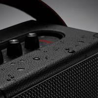 马歇尔(Marshall)Kilburn II 摇滚重低音无线蓝牙音箱(黑色)