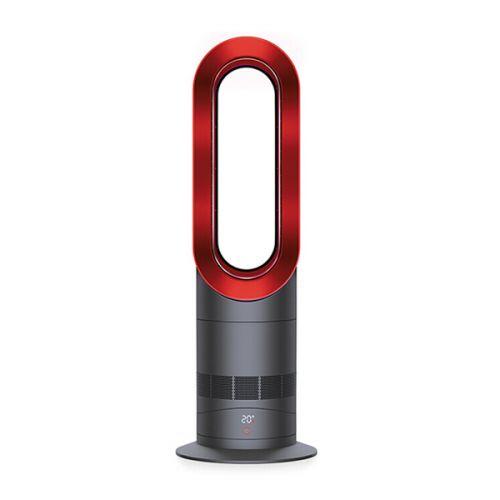 产地马来西亚 进口戴森(Dyson)冷暖器 无叶扇 取暖器 AM09(红色)