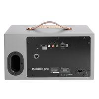 Audio Pro 北欧之声 无线蓝牙串流音箱家用WiFi音响 Addon C10(灰色)