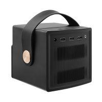 极米(Xgimi)CC极光 黑金升级版 无屏电视 G11V(黑色)