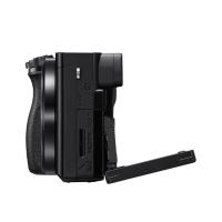 索尼(SONY)Alpha 6100 APS-C画幅微单数码相机 标准镜头套装 ILCE-6100L/BCN (黑色)