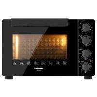 松下(Panasonic)32升多功能电烤箱NB-H3202KSQ(黑色)