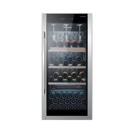 卡萨帝(Casarte) 216升 红酒柜  JC-216BPU1 (黑色)