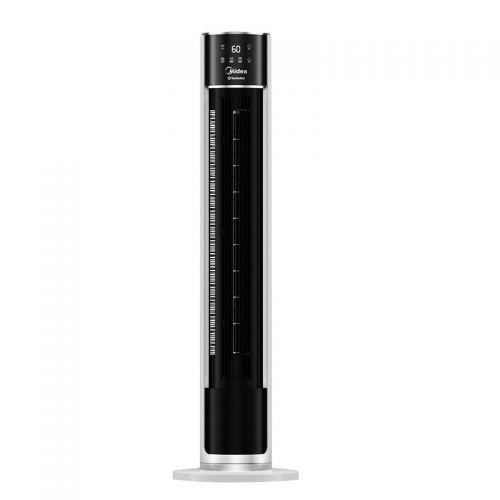 美的(Midea)无叶立式遥控塔扇 ZAC10CR(黑白色)【特价商品,非质量问题不退不换,售完即止】【清仓折扣】