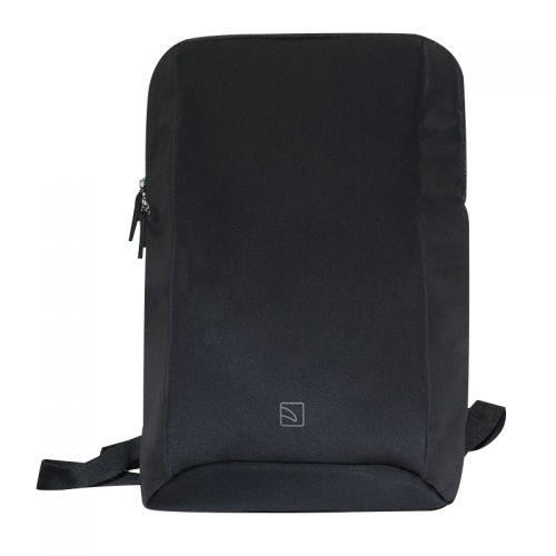 托卡诺(Tucano)Flat系列13英寸电脑双肩包BFLABK-M-BK(黑色)