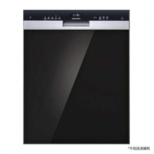 西门子(SIEMENS) 洗碗机专用肖特钢化玻璃门板 SZ06AEUBI(黑色)