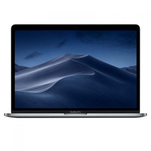Apple MacBook Pro 13.3英寸 带触控栏 八代i5 8GB内存 256GB 深空灰 MUHP2CH/A 轻薄笔记本