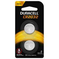 金霸王(Duracell) 2粒装纽扣电池 CR2032【仅限门店自提,不支持快递】
