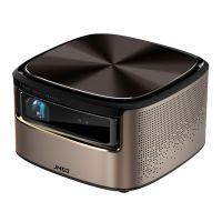 坚果(JmGO)微型智能家用投影仪 V9(咖啡金)