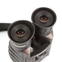 产地德国 进口视得乐(STEINER)旅行家超锐10X26双筒望远镜 4477(黑色)