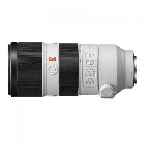 索尼(SONY)全画幅远摄变焦镜头 SEL70200GM/QCN2