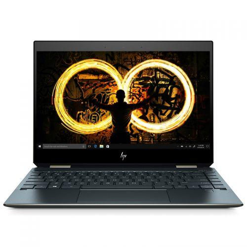 惠普(HP)幽灵Spectre X360 13.3英寸笔记本电脑(i7-8565U 16G 512GB 4K触控屏)波塞冬蓝 13-ap0047TU