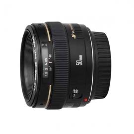 产地马来西亚 进口佳能(Canon )EF 50mm f/1.4 USM 标准定焦镜头