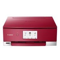 佳能(Canon)腾彩PIXMA TS8280 高品质照片无线喷墨一体机(红色)
